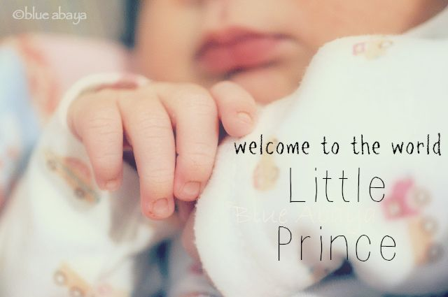 Welcome To The World Little Prince Baby Love Quotes Baby Announcement Photos Baby Boy Quotes