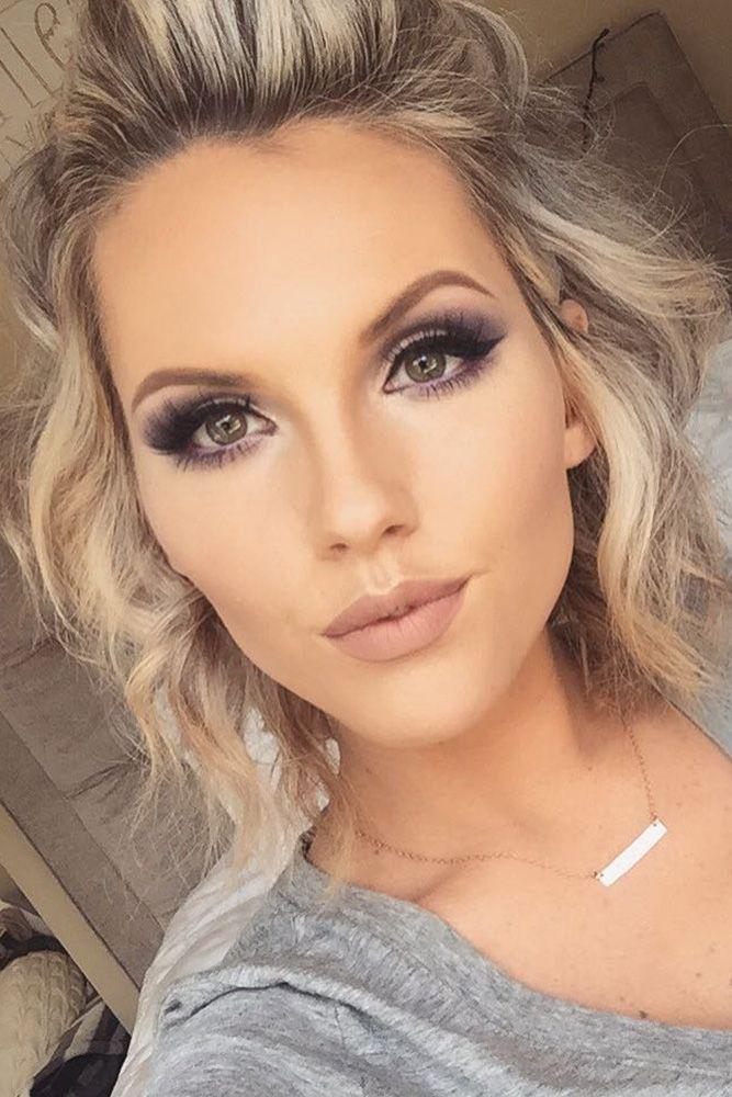 spellbinding bridesmaid makeup