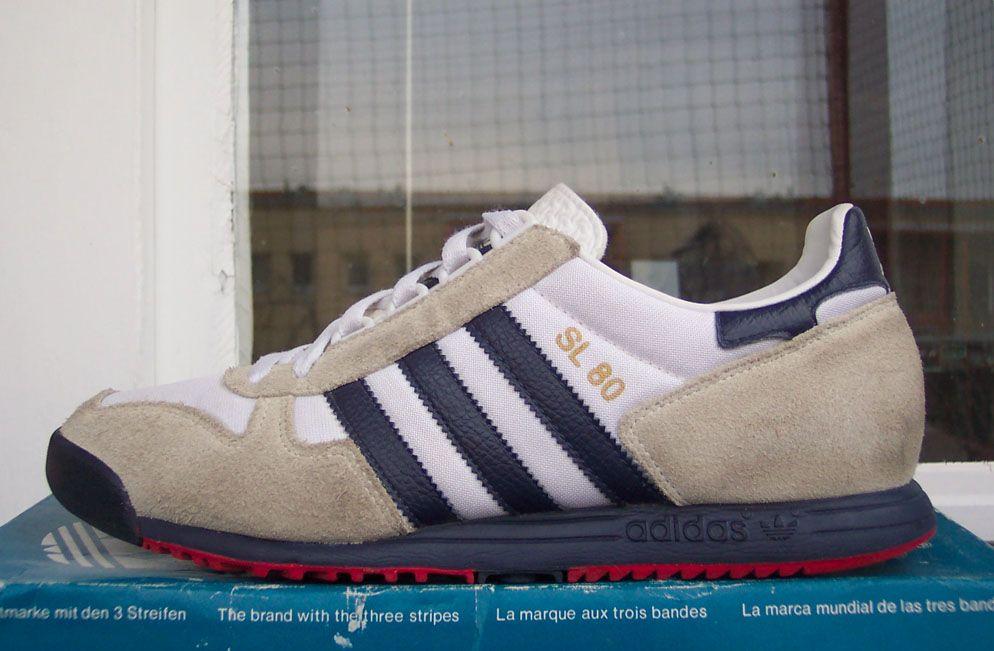 302677286bc Adidas SL 80