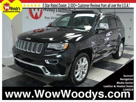 2014 Jeep Grand Cherokee Summit 55 885 Jeep Jeep Dealer