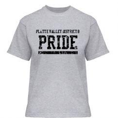 Platte Valley District 8 School - North Platte, NE | Women's T-Shirts Start at $20.97