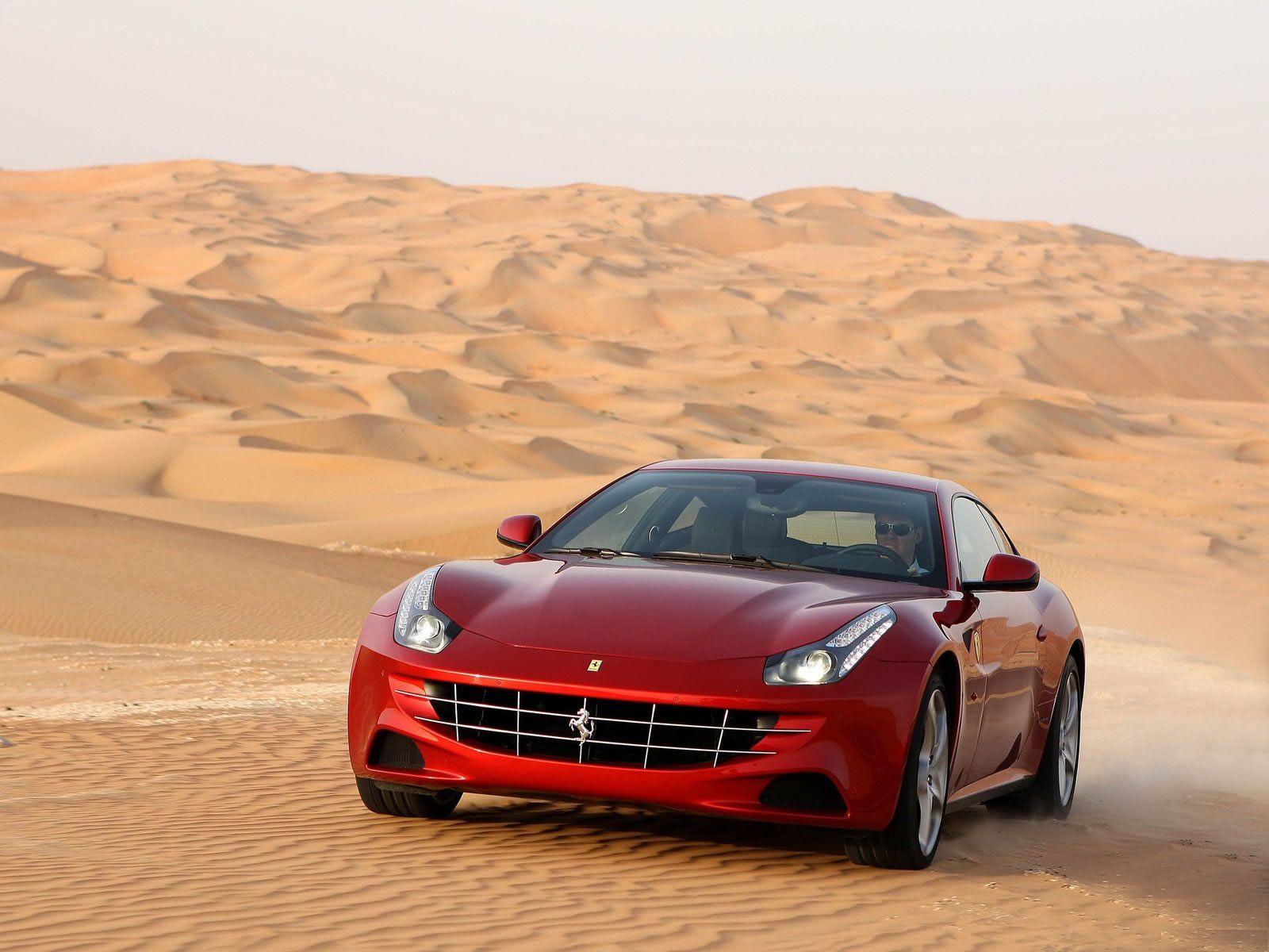 Ferrari FF Wallpaper