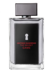 antonio banderas perfume hombre the secret silver