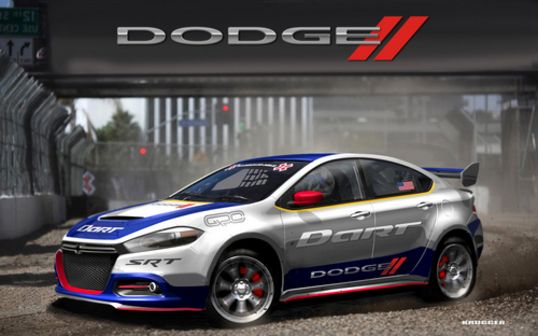 Taking Passion For Performance To New Heights Dodge Enters