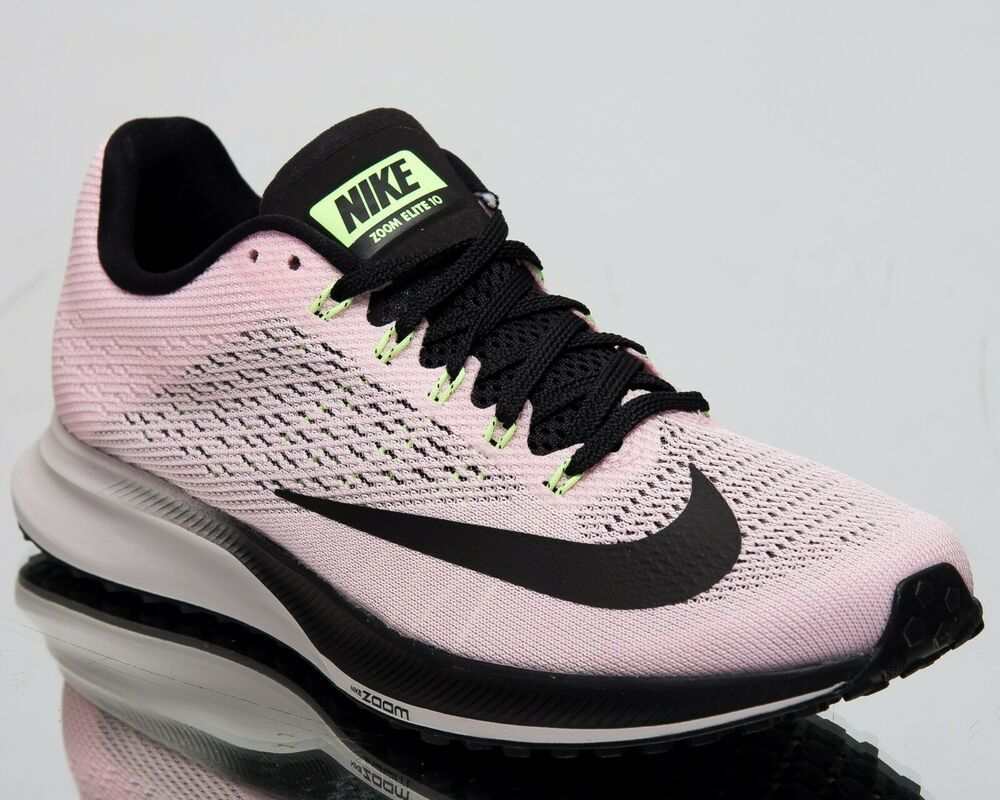 Walter Cunningham ¿Cómo Circunstancias imprevistas  Nike Women's Air Zoom Elite 10 New Running Shoes Pink Foam Black Grey  924505-601 - Nike Airs (This is a link to Amazon a… | Pink running shoes, Nike  air, Nike women