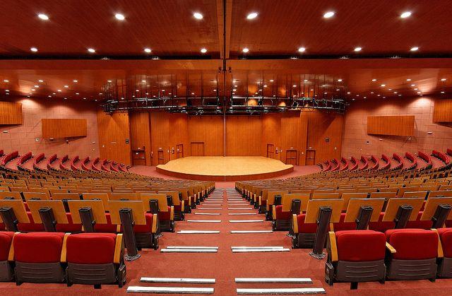 Sala De Reunion Meeting Room Auditorium 2 242 Pax Www