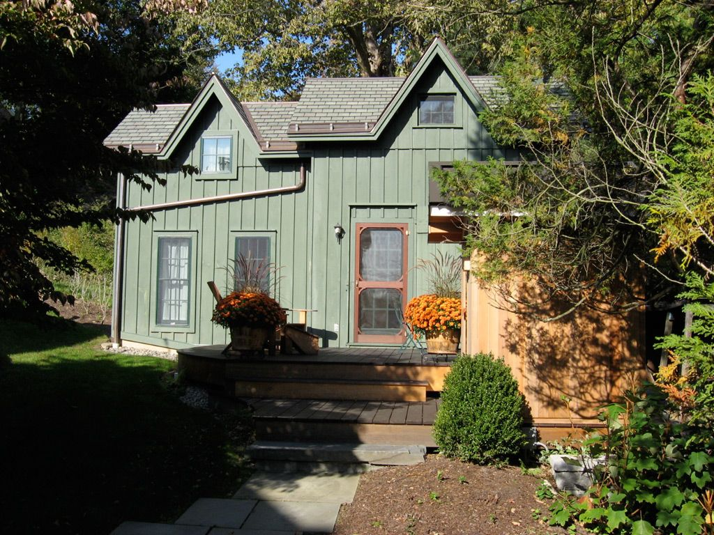 Hudson River Guesthouse Small House Swoon Hudson River