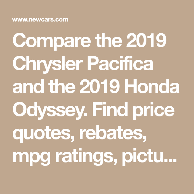2020 Honda Odyssey Review Mobil