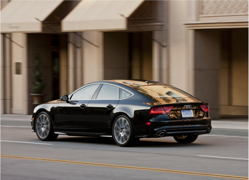 2013 Audi A7 Pictures/Photos Gallery - The Car Connection