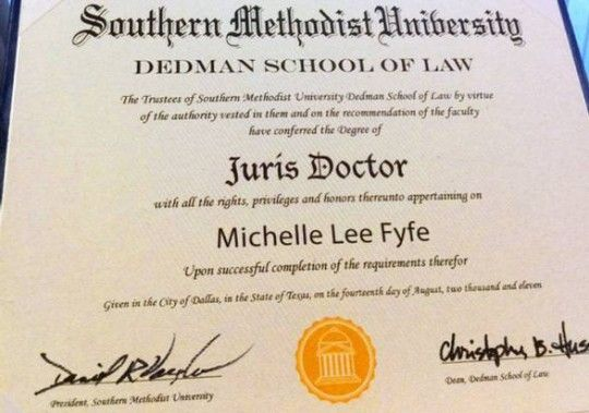 Accomplish Your Dream Of Being A Renowned Lawyer With A Fake Law