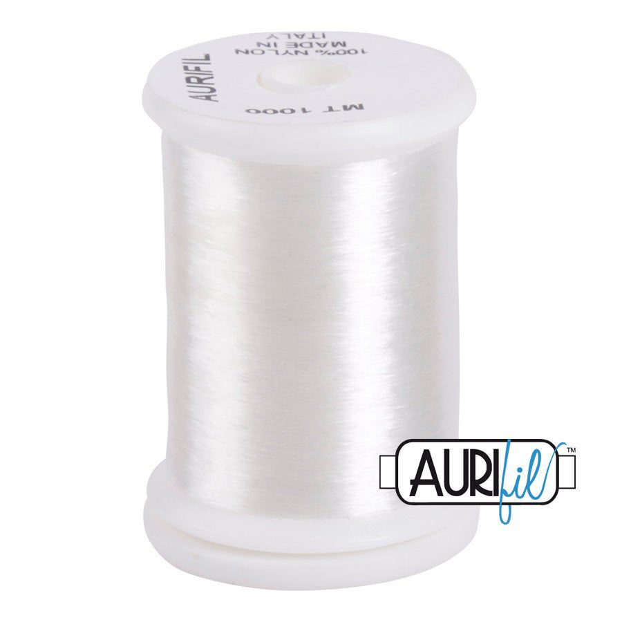 Excited to share this item from my #etsy shop: AURIFIL Monofilament Nylon Spool 1000 Meters 1094 Yards Clear Invisible Applique Quilt Quilting Thread #clear #quilting #aurifil #aurifilthread #monofilament #aurifilmonofilament #monofilamentcone #nylonmonofilament #nylonthread