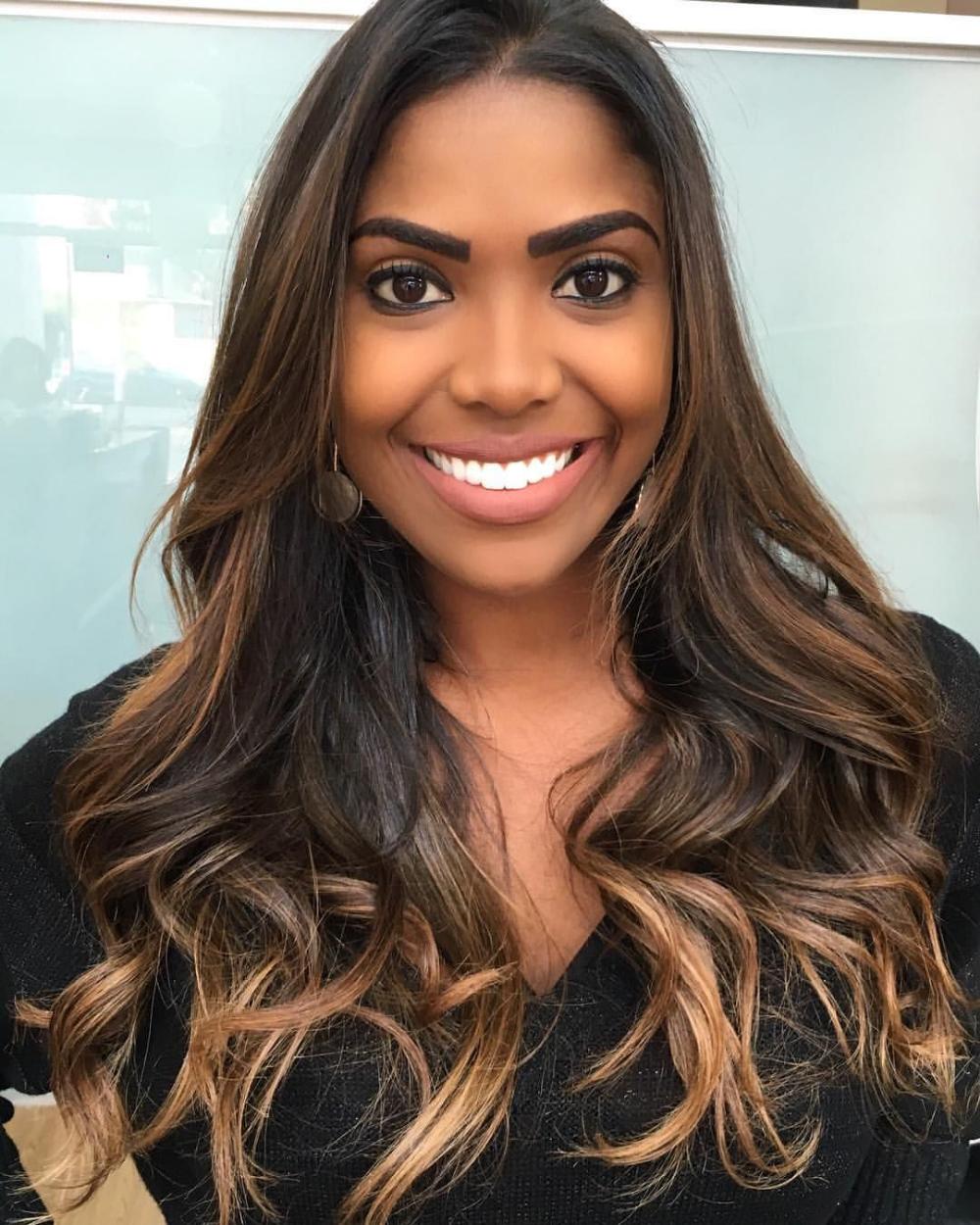 cabelo iluminado mulher negra - Pesquisa Google   Negras ...