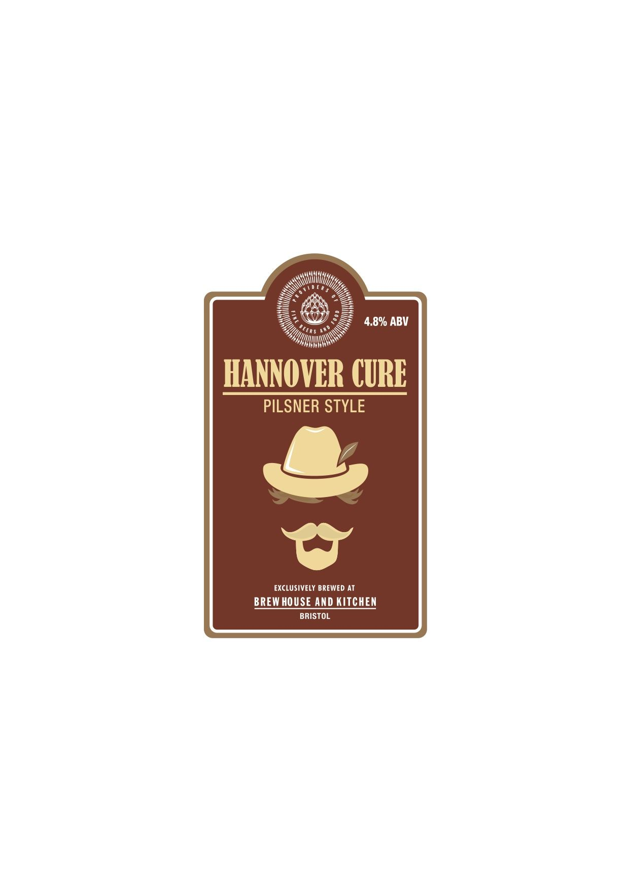 Hannover Cure – Lager – Pilsner Style 4.8% Hannover Cure – as one of ...