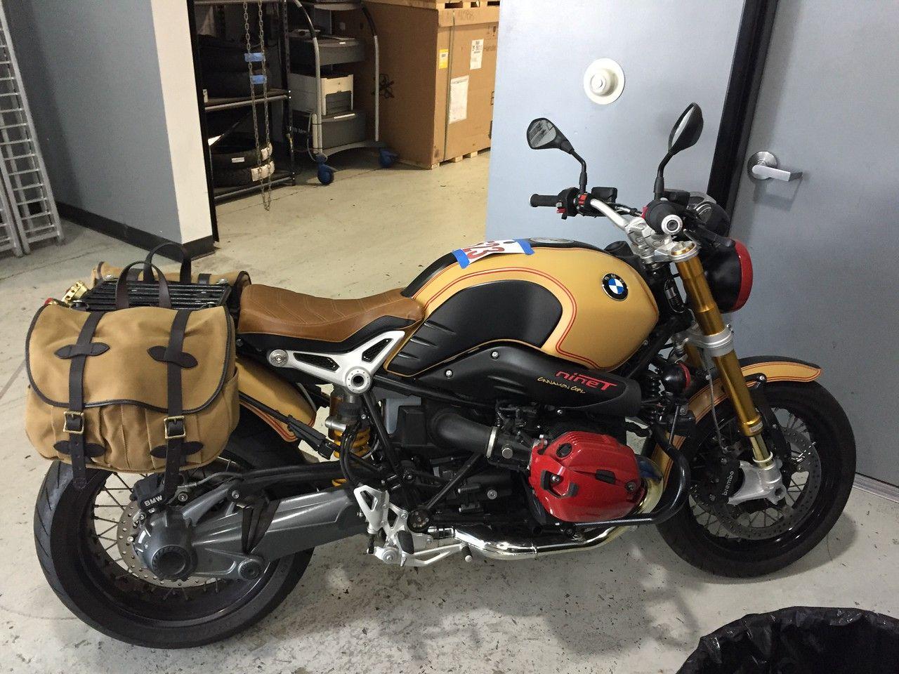 Nine T Customs Page 22 Bmw Ninet Forum Bike Bmw Bmw Bmw Motorcycles