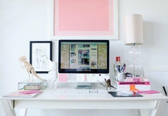 Décoration de bureau à domicile idées d inspiration bureaus