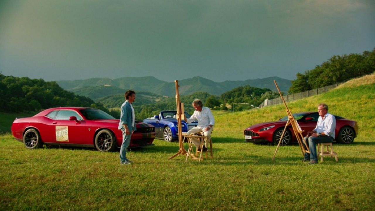 Watch The Grand Tour Season 1 Episode 3 Opera Arts And Donuts Grand Tour Tours Episode Online