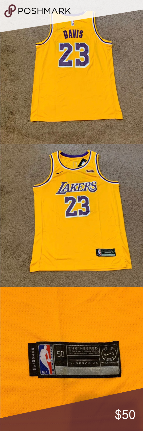 Anthony Davis Lakers Jersey Interview Outfits Women Anthony Davis Clothes For Women