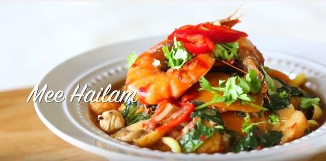 Resepi Mee Hailam Ala Chef Wan Simple Dan Mudah Aneka Resepi Mudah Dan Sedap Chef Wan Asian Recipes Food