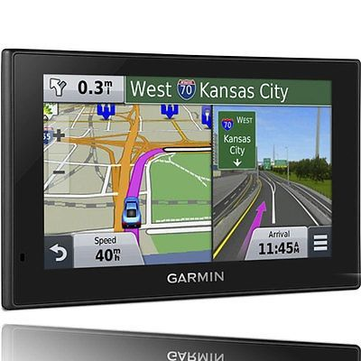 "Bus /& Car Automotive GPS Receiver 5/"" Full Europe Truck Garmin Dezl 580 LMT-D"