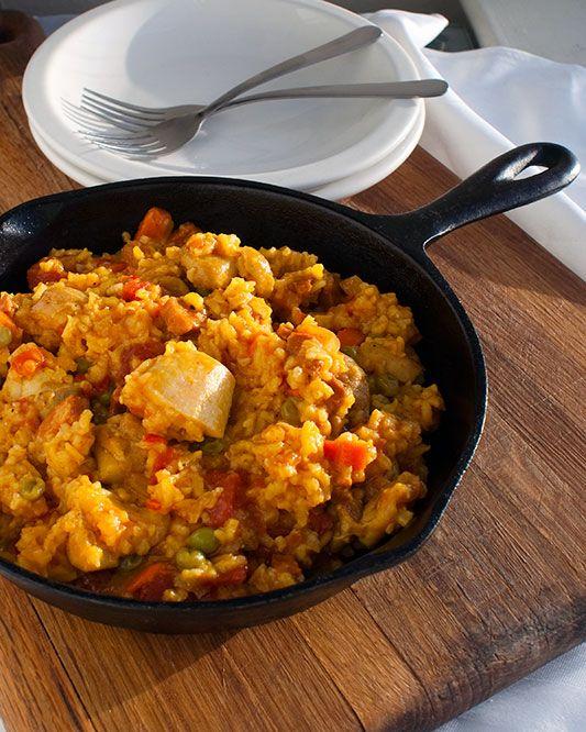 Arroz Con Pollo Puerto Rican Style Recipe Mexican