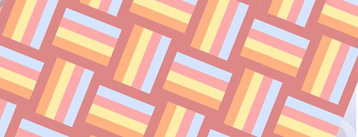 Fler BLOG   Genevieve patchwork / Patchworkový kurz šití motivu plot