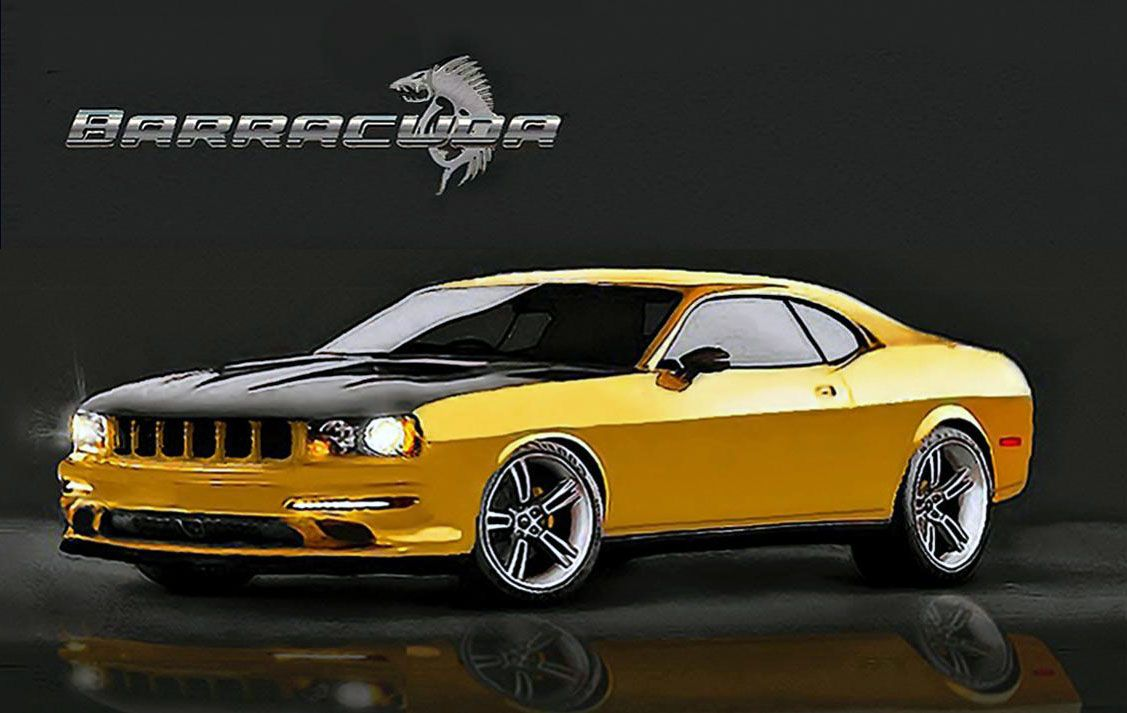Dodge Concept Car Dodge Barracuda The Great Future Car