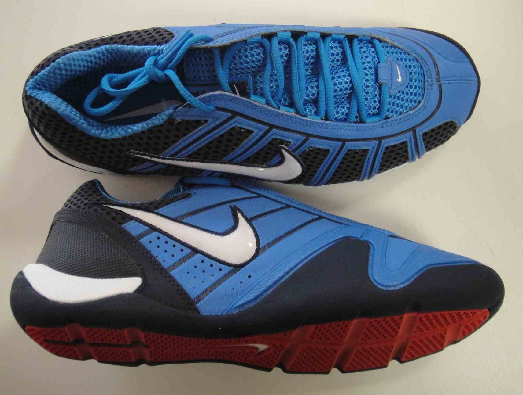 top brands footwear separation shoes Nike Air Zoom Fencing Shoes Obsidian/White-Lt Photo Blue ...