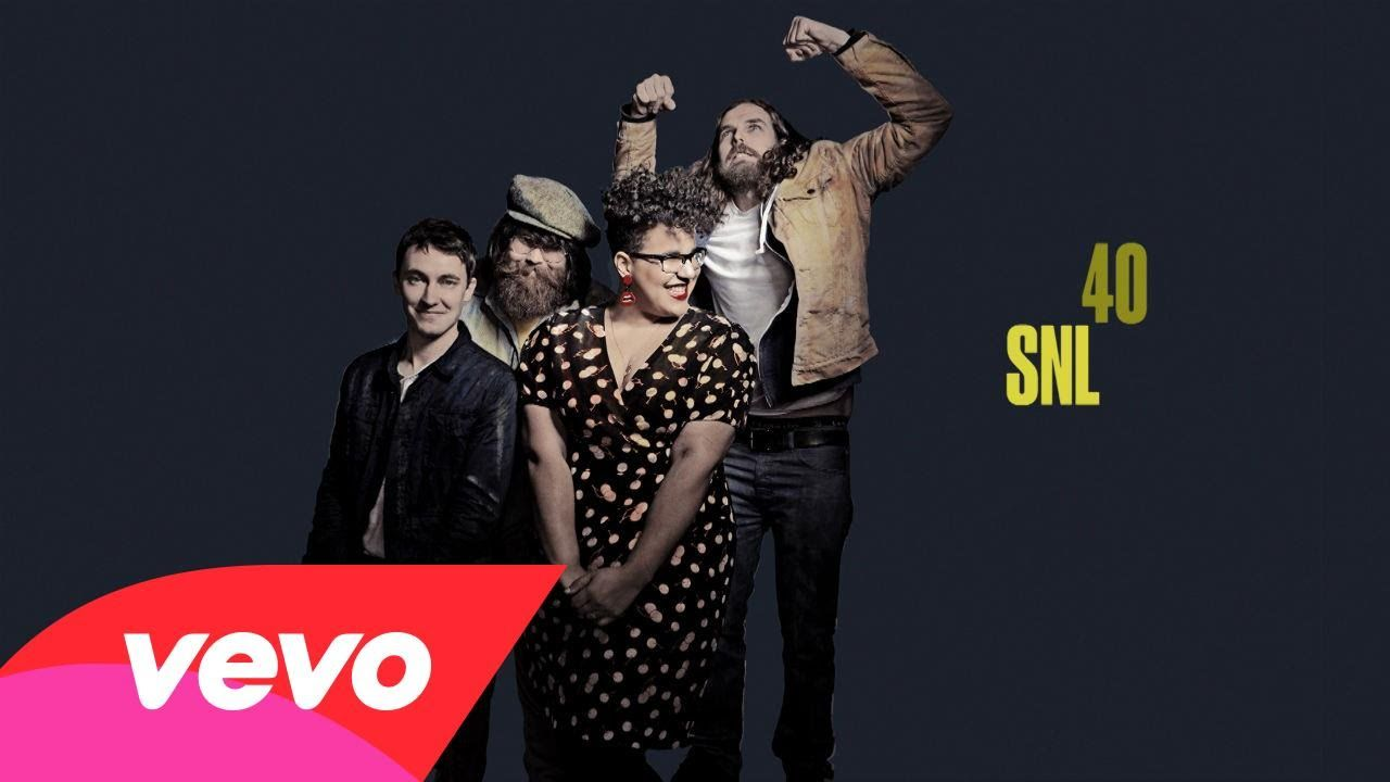 Alabama Shakes Gimme All Your Love Live On Snl Young The