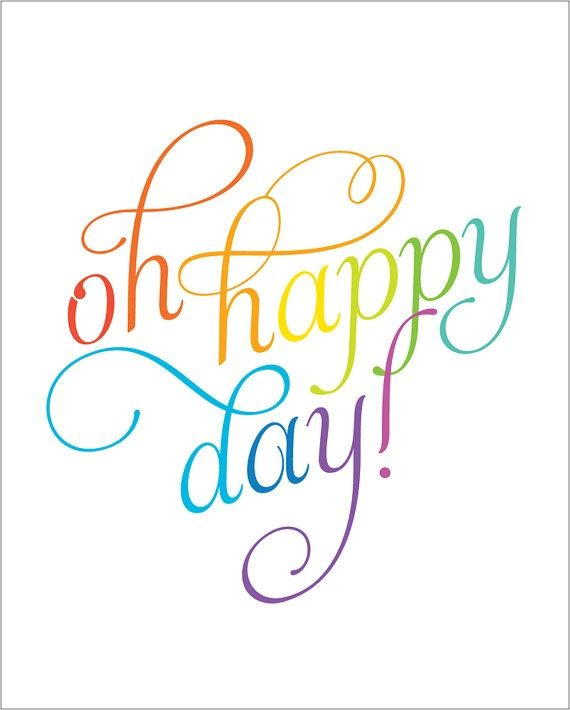 Happy Day Quotes Captivating Oh Happy Day Stampin Up  Google Search  Sentiments  Pinterest