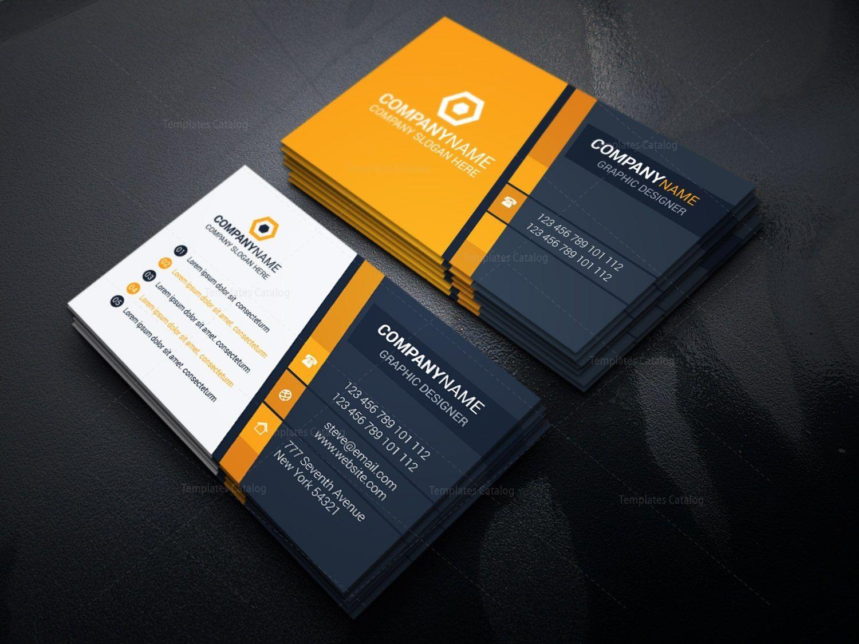 Plumber Modern Business Card Design Graphic Templates Modern Business Cards Modern Business Cards Design Fun Business Card Design