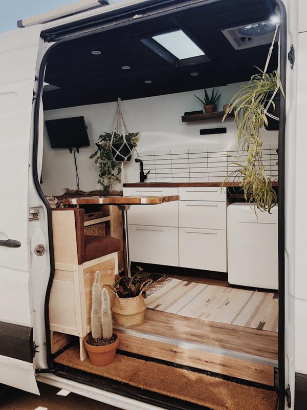 Photo of The Sprinter Van Conversion