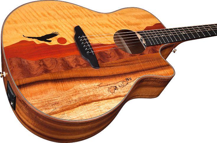 vista eagle vista series pinterest eagle banjo ukulele and luna guitars. Black Bedroom Furniture Sets. Home Design Ideas