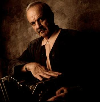 In 1987 I was listening to WZBC Boston and heard the most amazing music - then a guest arrived at the studio and an interview commenced with Astor Piazzolla. Shortly after I bought Tango Zero Hour and have been a fan ever since. (Astor Piazzolla, photo by William Coupon)