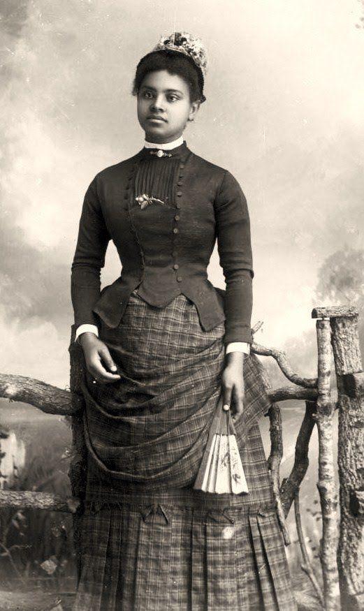 Black Is Beautiful The Victorians 1880 1900 Alvan S