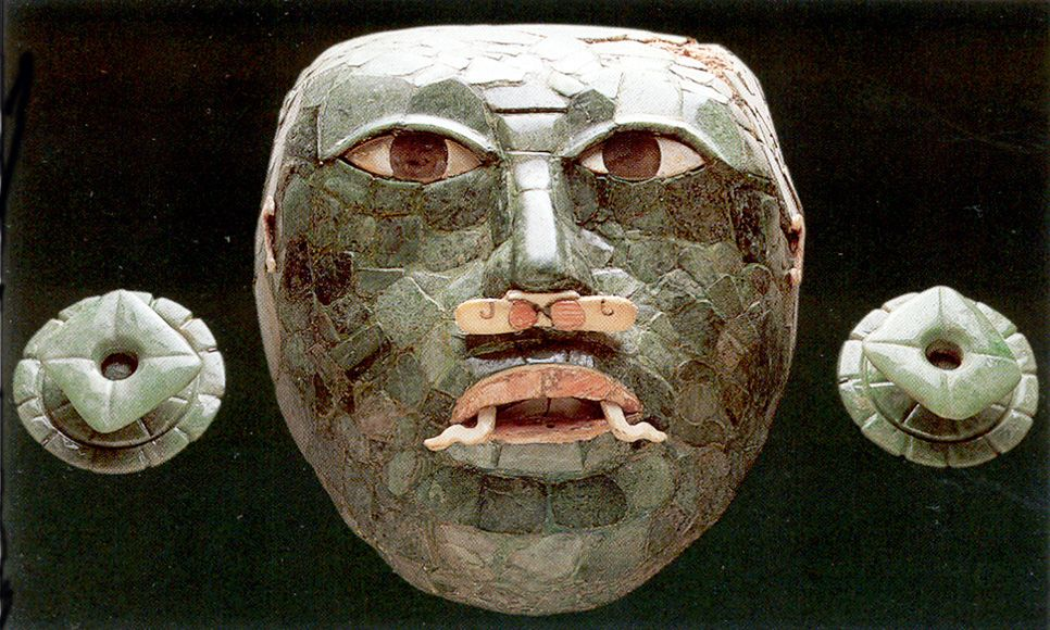 Calakmul Artifacts