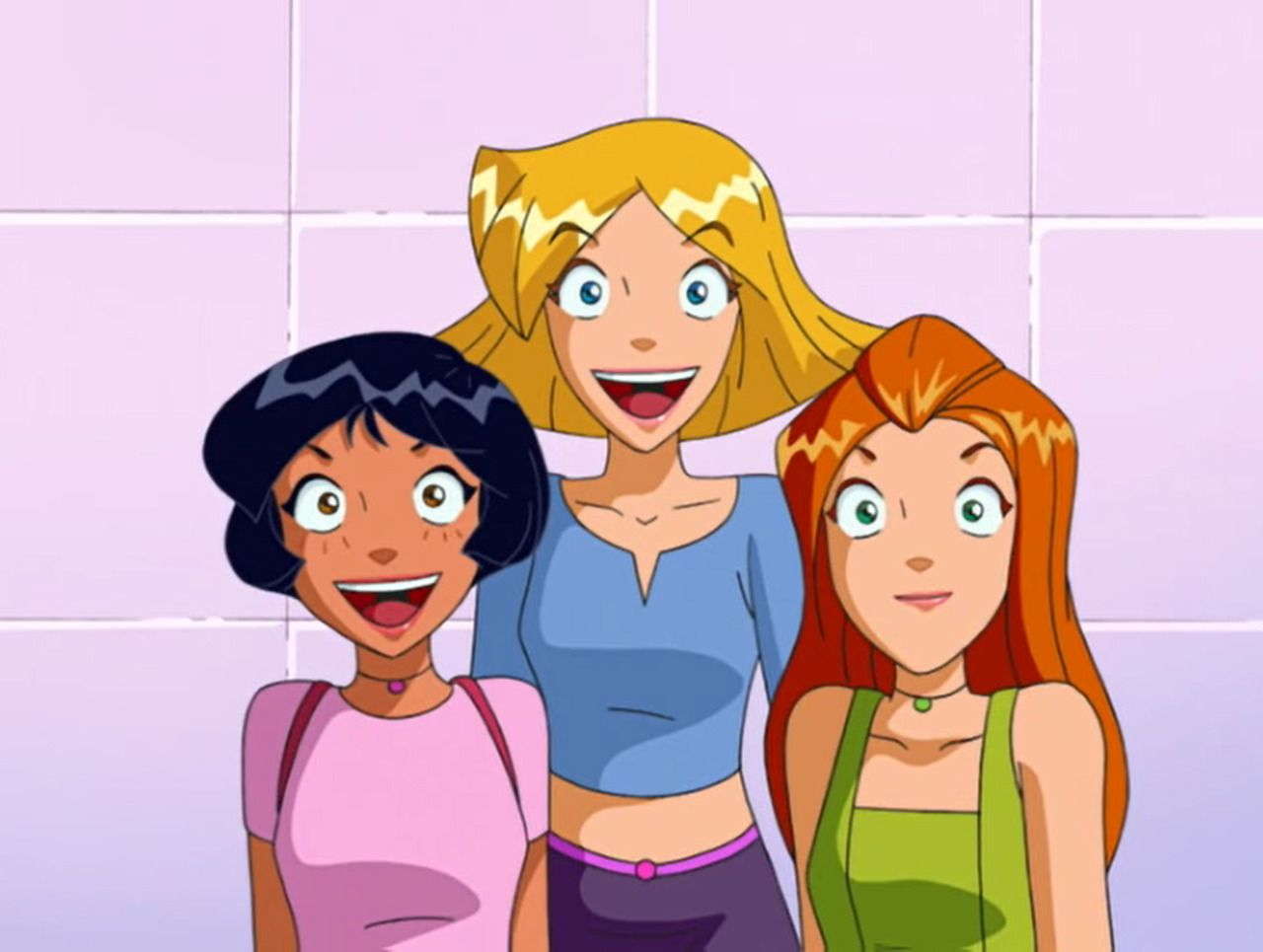 totally spies | Tumblr