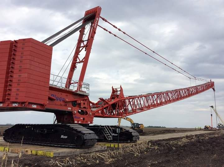 Mobile Crane Rigging : Rollerman biggie mlc heavy crane can you say