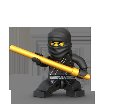 Ninjago Wallpaper Cole