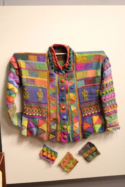 Knitting Entrelac Video Download Creative Knitting