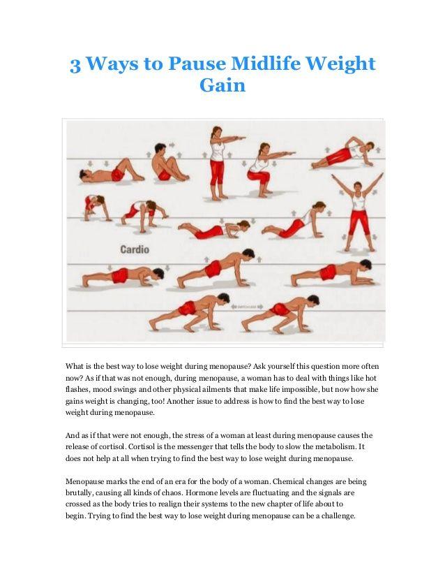 Cross trainer fat burn programme