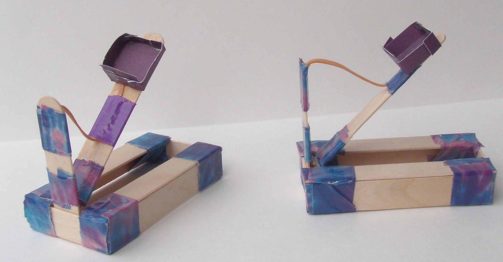 how to make popsicle stick catapult