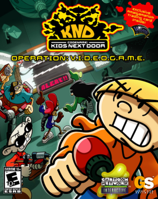 Numbuh Two Games Giant Bomb Gamecube Games Gamecube Videogames