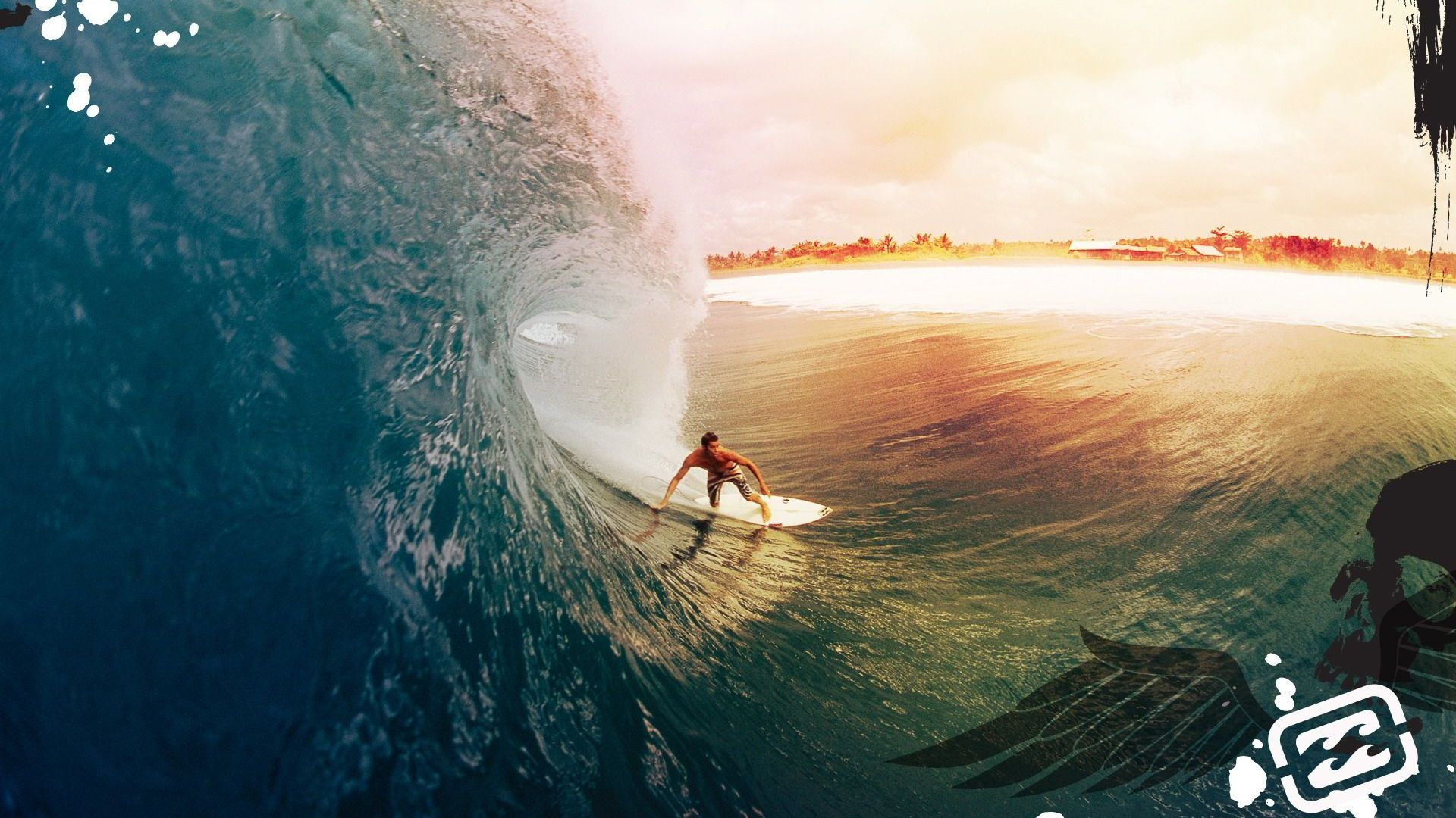 Surfer Wallpapers CNSouP Collections Big Wave Surfing