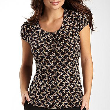 Worthington Womens Shirt Scoop Neck Jcpenney Clothes