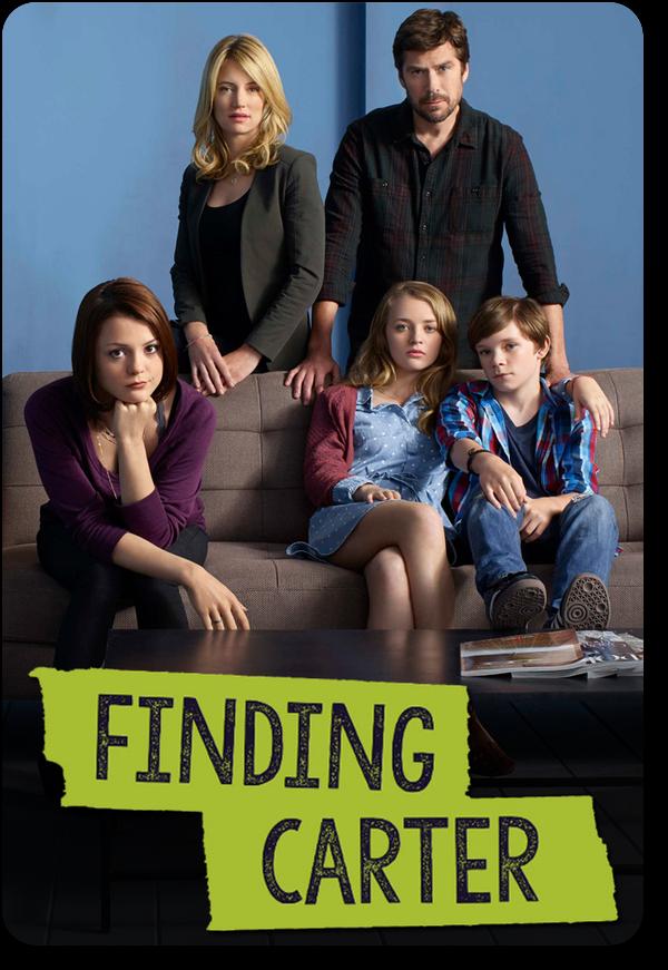 Finding Carterlove this show Finding carter, Watch tv