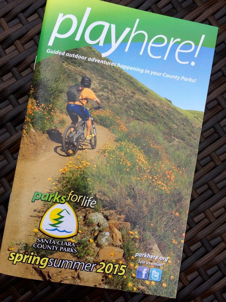 Santa Clara County Parks For Life Challenge 2015 County