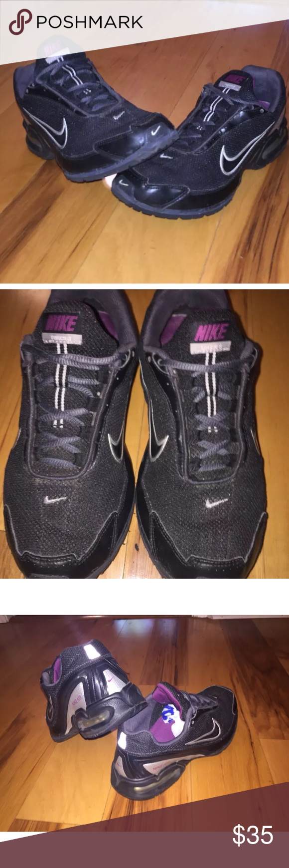 Women s Nike Air Max Torch 3 Running Shoes Sz 7.5 Nike 319117-002  Refurbished condition- the fore-soles on both shoes had to be  professionally replaced with ... 5b78c21f45
