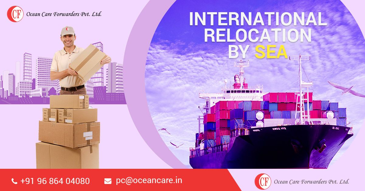 Forwarders Pvt Ltd Relocation services, Moving overseas