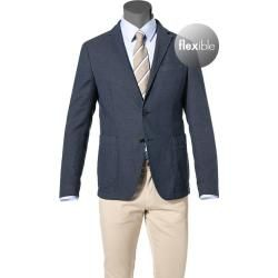 Joop Anzugjacke Herren, Baumwoll-Stretch, blau Joop #cottonstyle