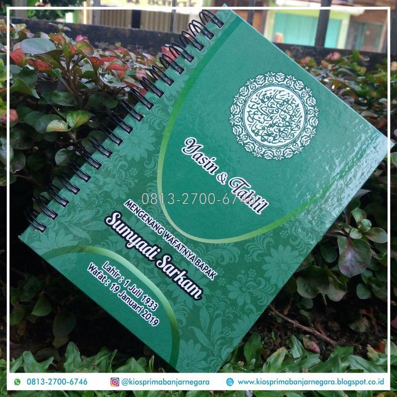 TERBARU !! +62 81327006746 Jasa Cetak Buku Yasin